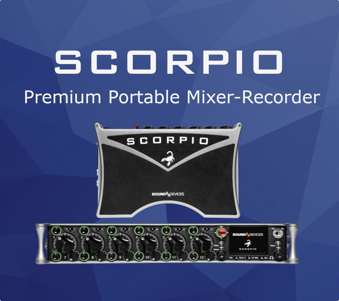 Sound Devices - Scorpio