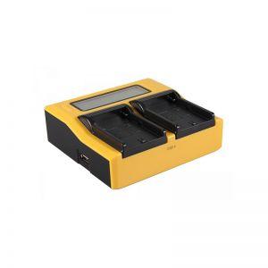 Patona Cargador Dual Baterías Tipo-L