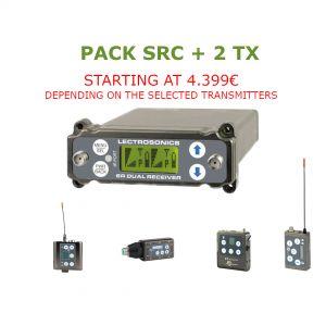 Lectrosonics SRC Pack