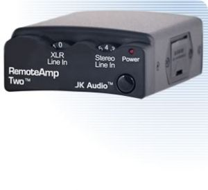 JK Audio RemoteAmp Two