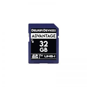 Delkin DDSDW63332GB