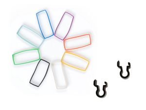 Tentacle Sync E Silicone Bands Set & Clamps