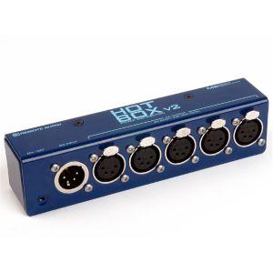 Remote Audio Hot Box v2