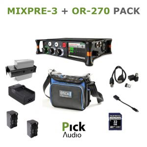 Pack Mixpre-3 & OR-270