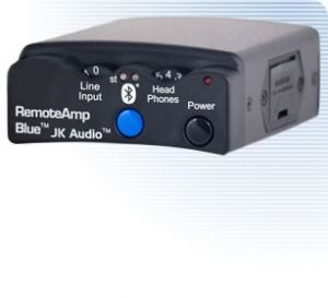 JK Audio RemoteAmp Blue