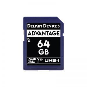 Delkin DDSDW63364GB