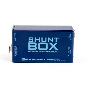 Remote Audio Shunt Box
